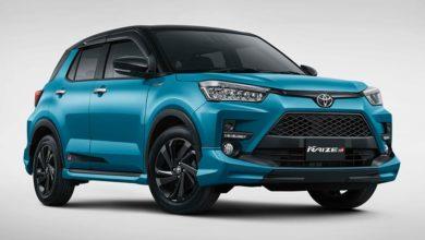 All New Toyota Raize